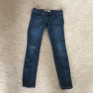 Hollister Medium Wash Jeans